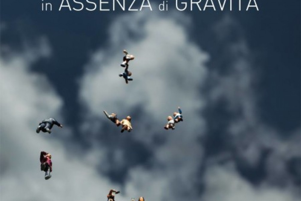 cover book In Assenza di Gravità by Silvia Pastore