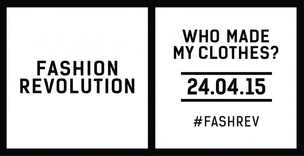 Fashion Revolution week whomademyclothes